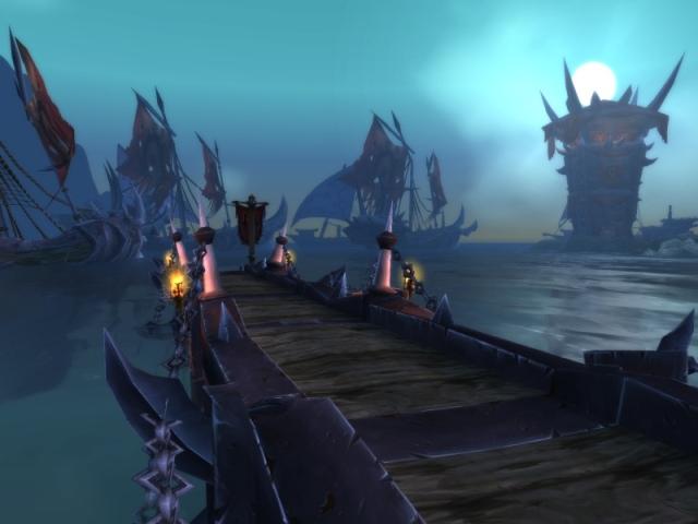 Still uit World of Warcraft, Peter van Tienhovens favoriete game. Bron Flickr, foeock