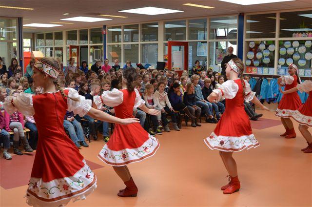 Russische dansers, foto RNCC