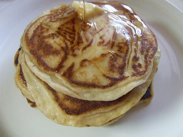 Glutenvrije pannekoekjes. Brpn: Flickr, cooking gluten free