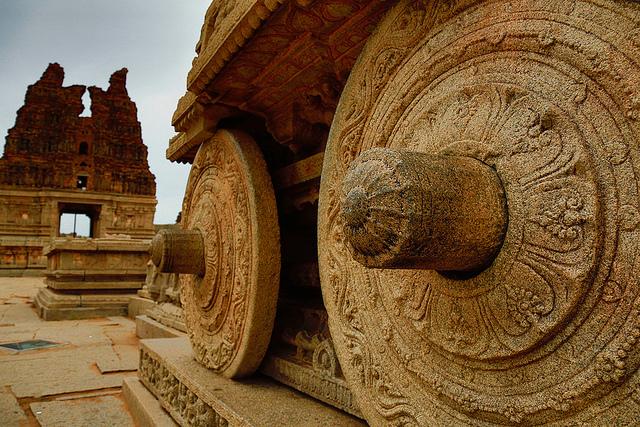 Hindoetempel, bron Vinoth Chandar, Flickr