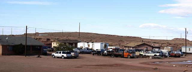 Cameron, Arizona. Bron: Ken Lund, Flickr