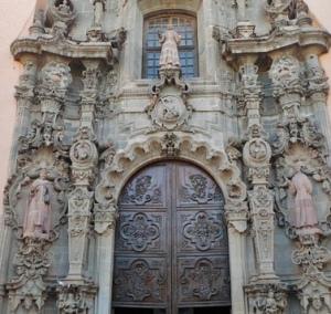 San Diego in Guanajuato.