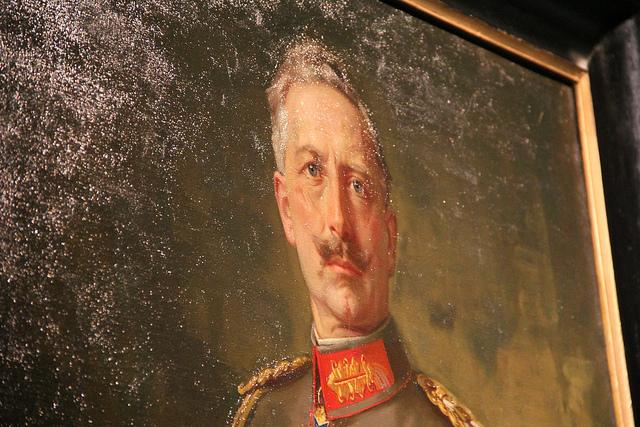 Kaiser Wilhelms spokerijen.