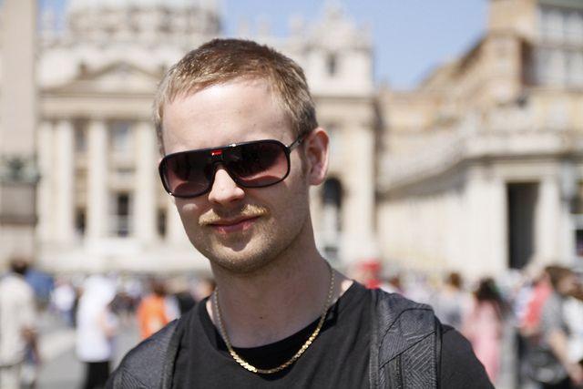 Robin Danehav tourist